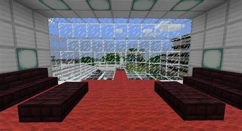 Observation Deck Io9 The Garden Wall by Pleasure Lta Aircraft Minecraft Project