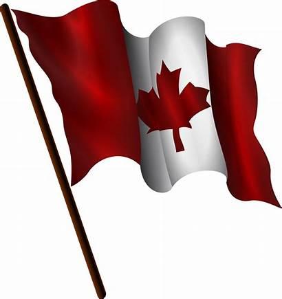 Flag Canada Transparent Canadian Clip Clipart Pngkin