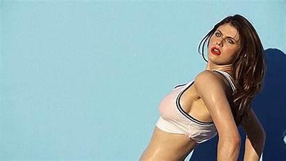 Daddario Alexandra Baywatch Gifs Movies Shoot Sexiest