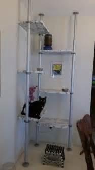 cat feeding station stolmen cat feeding station cat tree ikea hackers