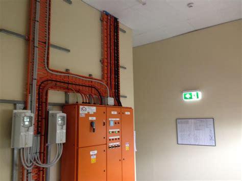 peakhurst telecommunications facility hvac electrical
