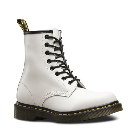 dr martens canada dr martens   white smooth white
