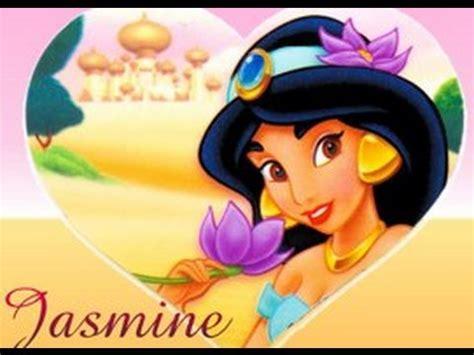 princess jasmine disney princess inspired makeup tutorial