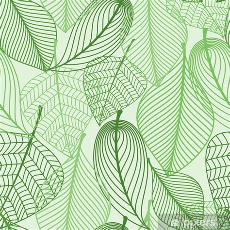papier peint green papier peint green leaves seamless fond pixers 174 nous