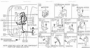 Nissan X Trail T30 User Wiring Diagram
