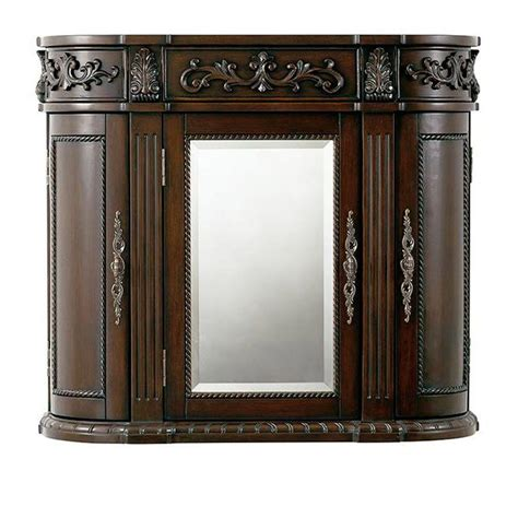 Bathroom Wall Cabinets With Mirror by Home Decorators Collection Chelsea 31 1 2 In W Bathroom