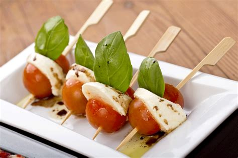 canapes finger food canapés epicurus
