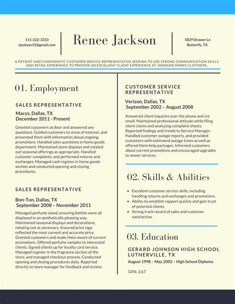 Current Cv Sles sales representative resume sle png 816 215 1056