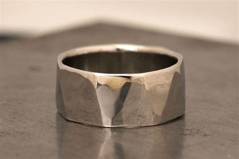 prices hammered wedding ring classes
