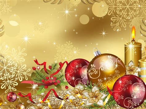 merry christmas gold wallpaper hd  desktop