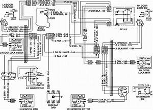 1986 Chevy Truck Power Window Wiring Diagram
