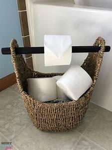 30, Unique, Examples, Of, Diy, Toilet, Paper, Holder