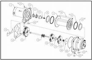 Mile Marker Winch Parts Diagram