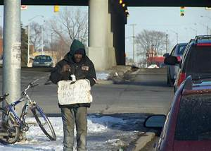 Michigan's old law banning panhandling in public found ...