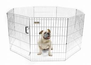 precision pet silver pro handlers dog pen 30 silpro30 ebay With precision dog pen