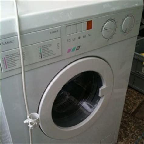 Waschmaschine Benutzen Anleitung by Bedienungsanleitung Waschmaschine Ebd Classic A 2588 F
