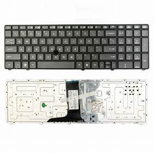 100  New Us Keyboard W   Point For Hp