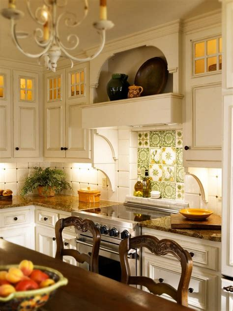 adorable  french kitchen style  cozy cooking ideas