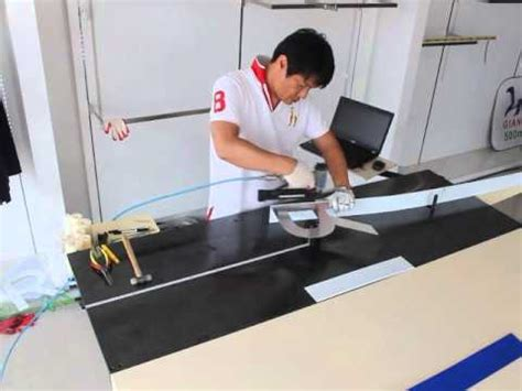 letter cutting machine channel letter bending cutting machine