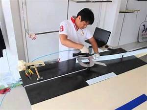 channel letter bending cutting machine youtube With machine to cut letters out of paper