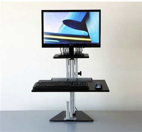 kangaroo standing desk ergo desktop kangaroo junior adjustable height desk shop