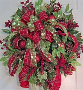 109 best Christmas Wreaths images on Pinterest