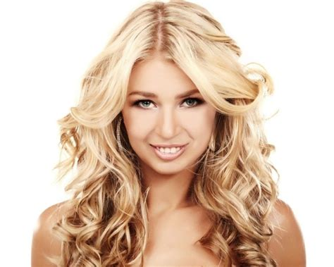 Types Of Blonde Hair Shades