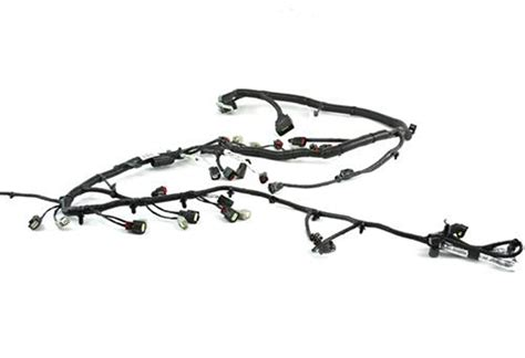 ford performance mustang  tivct coyote engine harness