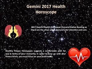 Gemini Horoscope 2017 Predictions