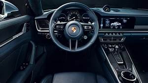 Porsche 911 Carrera 4S 2019 4K Interior Wallpaper HD Car