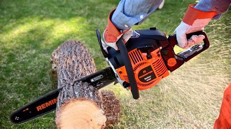 Top 10 Gas Chainsaws in 2018   Chainsaw Reviews