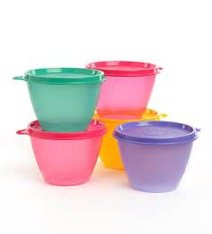 furniture for the kitchen tupperware bowled set of 5 pcs 400 ml each by