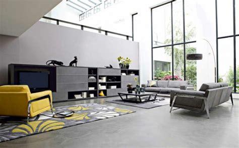 wohnzimmer einrichtungsideen mit attraktivem mobiliar und frischen farben freshideen 1