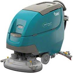 Tennant 17 Floor Machine by Scrubbers Auto Walk Cleaning Equipment Brown