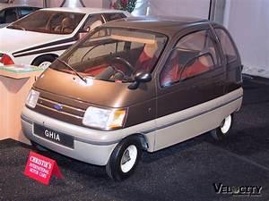 1983 Ford Ghia Trio Information