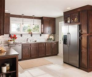 oakland oak cabinet doors aristokraft With best brand of paint for kitchen cabinets with print out stickers