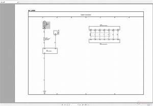 Lexus Ls500 2018 Electrical Wiring Diagram