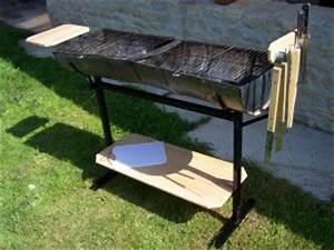 Fabriquer Un Barbecue Avec Un Bidon : fabriquer un barbecue en fer barbecue fait maison en fer fabriquer un barbecue original en 20 ~ Dallasstarsshop.com Idées de Décoration