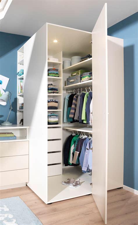 Begehbarer Kleiderschrank Für Kinderzimmer Deutsche
