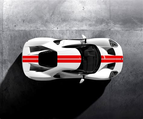 ford performance  extend production    ford gt