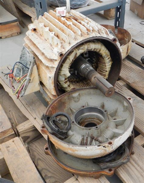 Electric Motor Rebuild by How To Rebuild An Electric Motor Impremedia Net