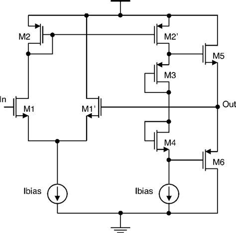 Ab Repair Diagram circuit diagram of the class ab buffer for stimulation