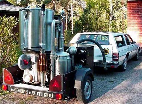 Как мы делали газогенератор автомобильный подойдет и для.