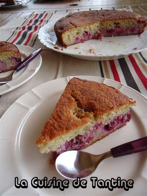 la cuisine de tantine gâteau aux cerises amande et ricotta cuisine de tantine