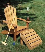 build your own adirondack chair kit woodguides