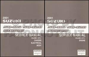 2001 Suzuki Xl