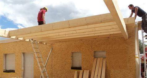 faire sa maison en bois soi meme mobic des kits complets pour auto construire sa maison