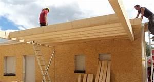 mobic des kits complets pour auto construire sa maison With construire sa maison en bois sois meme