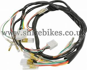 Reproduction Wiring Loom Harness Suitable For Use With