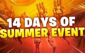 Fortnite 14 Days Of Summer Day 3